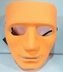 Mascara Unicolor Laranja Un.