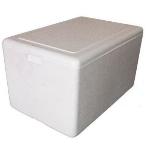 Caixa de isopor 50 Litros Goldpac Un.