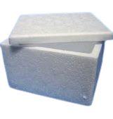 Caixa de isopor 1,5 Litro Goldpac Un.