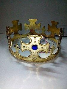 Coroa Dourada Príncipe Un.