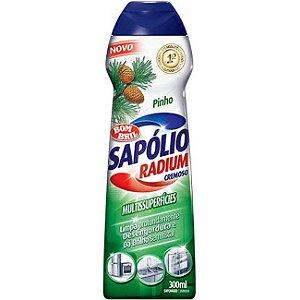 Sapólio Cremoso Pinho C/ 300 Ml