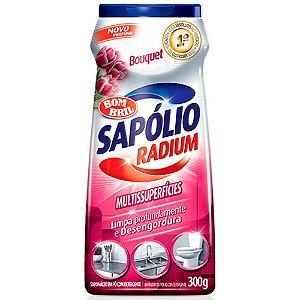 Sapólio em Pó Bouquet C/ 300 Gr.
