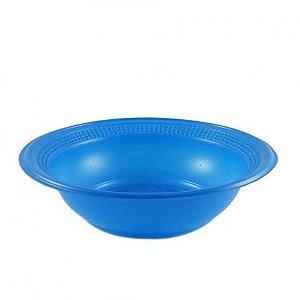 Cumbuca Descart. 12 cm Azul Trik c/ 10 un.