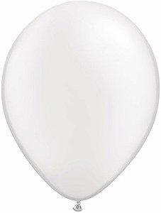 Balão 7,0 Branco Balloon Tech C/ 50 Un.