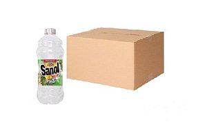 Desinfetante Eucalipto Sanol Cx C/ 6X2 Lts.