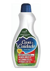 DESINFETANTE CASA ESCUDO FLORAL 500ML UN.