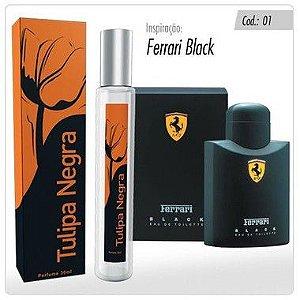 Perfume Tulipa Negra N° 01