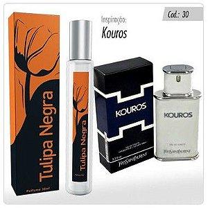 Perfume Tulipa Negra N° 30
