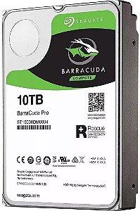 HD SEAGATE SATA 3,5' BARRACUDA PRO 10TB 7200RPM 256MB CHACHE SATA 6,0GB/S