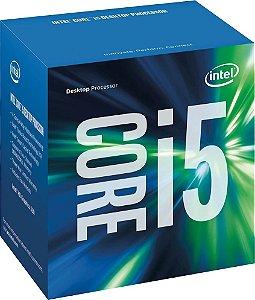 PROCESSADOR INTEL I5-6600 SKYLAKE 6MB CACHE 3.3GHZ LGA 1151