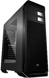 GABINETE AEROCOOL AERO 500 BLACK EN55576