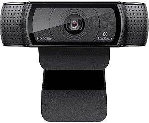 WEBCAM LOGITECH C920 PRO 15MP FULL HD 1080P