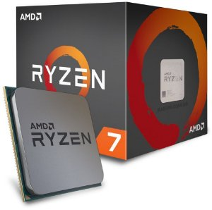 PROCESSADOR AMD RYZEN R7 1800X 4.0GHZ 20MB CACHE AM4