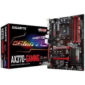PLACA MÃE GIGABYTE AX370-GAMING DDR4 AM4