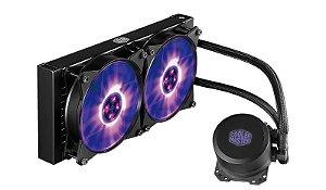 WATERCOOLER COOLERMASTER MASTERLIQUID ML240L RGB