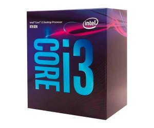 PROCESSADOR INTEL I3-8100 COFFEE LAKE 6MB CACHE 3.6GHZ LGA 1151