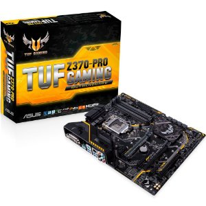 PLACA MÃE ASUS TUF Z370-PRO GAMING DDR4 LGA 1151