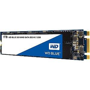 SSD M.2 WD BLUE 1TB 2280