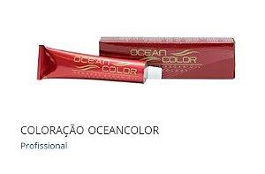 Creme Coloração Bisnaga Ocean Color 60g - TODAS AS CORES - Ocean Hair
