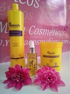 Kit Angstrom Hydrativit Ocean Hair, Shampoo e Mascara Primordiall - Intensific