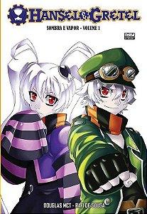 Hansel & Gretel - Sombra e Vapor Vol.01