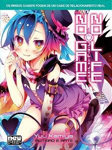 No Game No Life Novel Vol.04