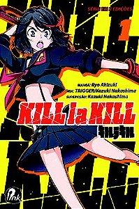 Kill La Kill Vol.01