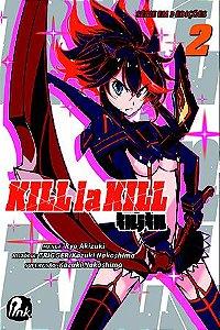 Kill La Kill Vol.02