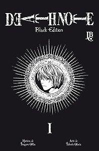 Death Note Black Edition Vol.01
