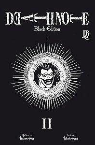 Death Note Black Edition Vol.02