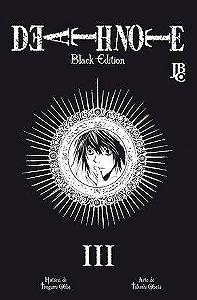 Death Note Black Edition Vol.03