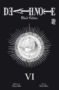 Death Note Black Edition Vol.06
