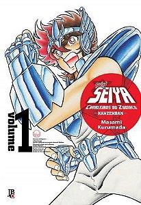 CDZ - Saint Seya Vol.01 (Kanzenban)