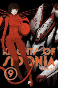 Knights Of Sidonia Vol.09
