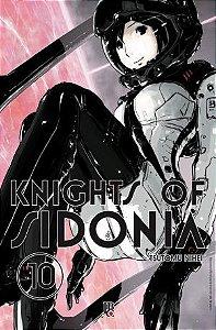 Knights Of Sidonia Vol.10