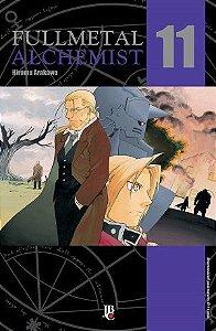 Fullmetal Alchemist Vol.11