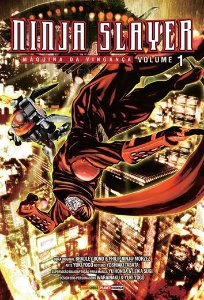 Ninja Slayer Vol.01