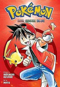 Pokémon Red Green Blue Vol.01