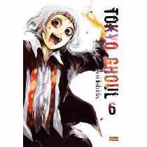Tokyo Ghoul Vol.06
