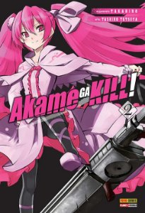 Akame ga Kill! Vol.02