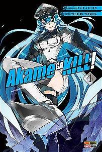 Akame ga Kill! Vol.04