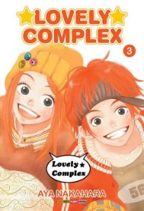 Lovely Complex Vol.03