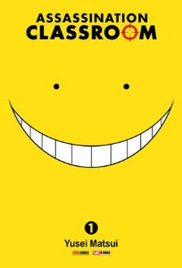 Assassination Classroom Vol.01