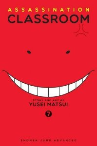 Assassination Classroom Vol.07