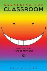 Assassination Classroom Vol.10