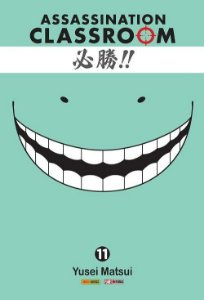 Assassination Classroom Vol.11