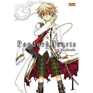 Pandora Hearts Vol.01