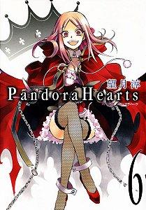 Pandora Hearts Vol.06