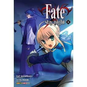 Fate Stay Night Vol.04