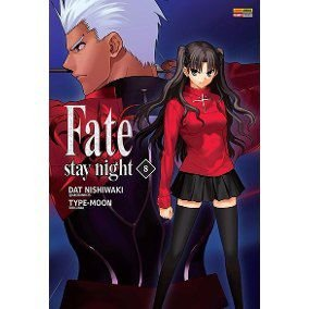 Fate Stay Night Vol.08